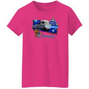 Uyen - 1986 Star Tours Disneyland Shirt Vintage Star Wars Star Tours 80S Disneyland T Shirt Hoodie Sweatshirt